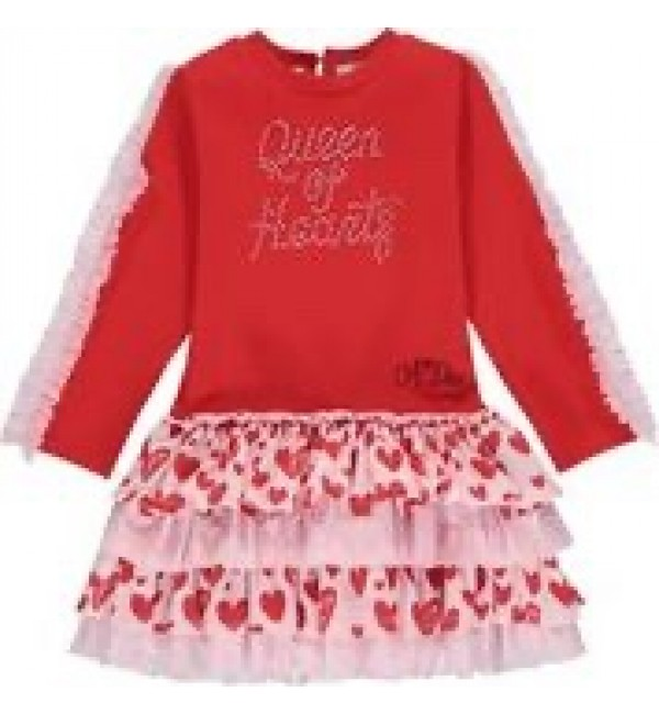 ADee Queen of Hearts Dress Elanna