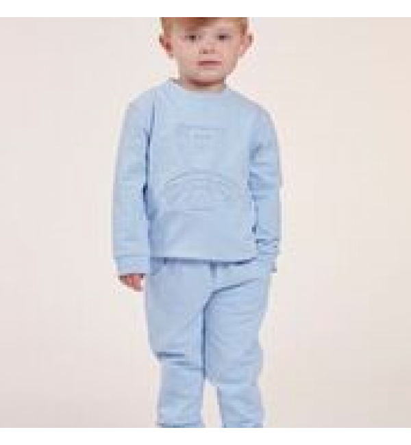 Pale blue Tracksuit ms1026