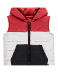 Red Padded Gilet MS1005