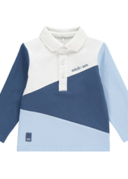 Cut n Sew Polo Top MS1016