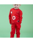 Red Football Tracksuit MS1027