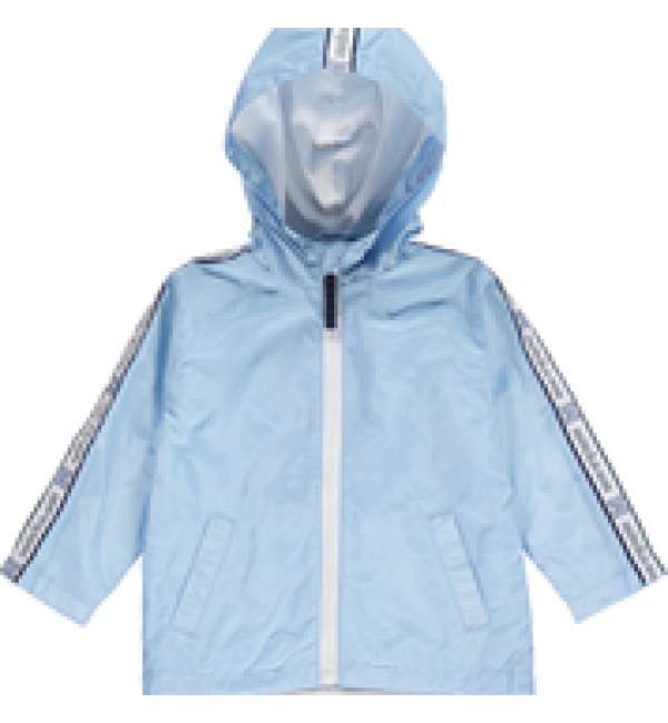 Mitch & Son Pale Blue Tape Parka MS1100