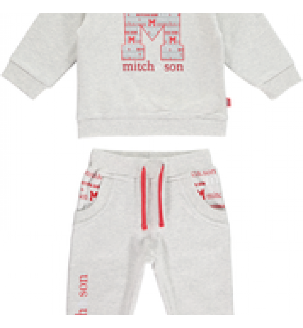 Mitch&son M Printed Tracksuit MS1118
