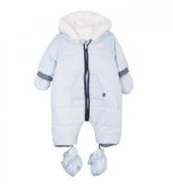 Absorba Pale Blue Snowsuit 9M46022