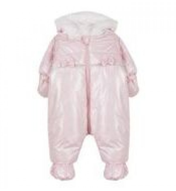 Absorba Pink Snowsuit 9M46002