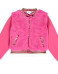 Hot Pink Bomber Jacket