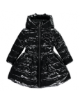 ADee Black Padded Coat