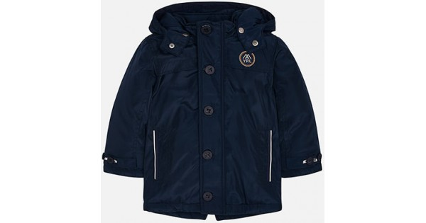 71810057a2c7 Mayoral Nautical Jacket in Navy