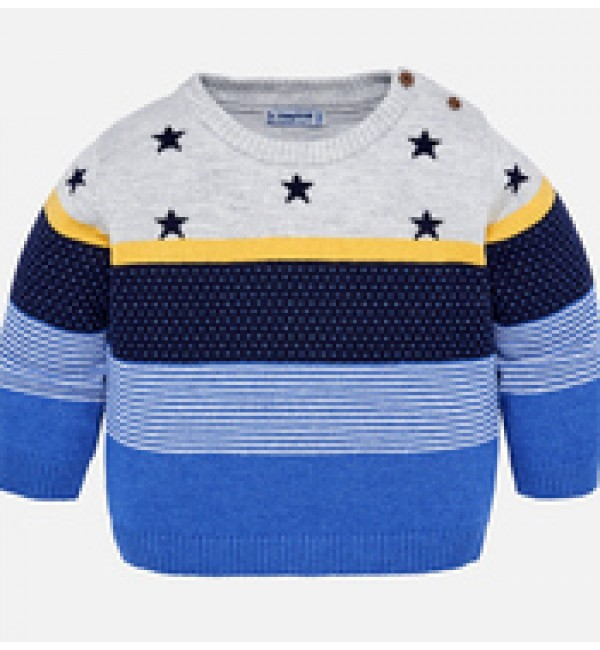 Mayoral Boys Stars and Stripe Sweater 2302