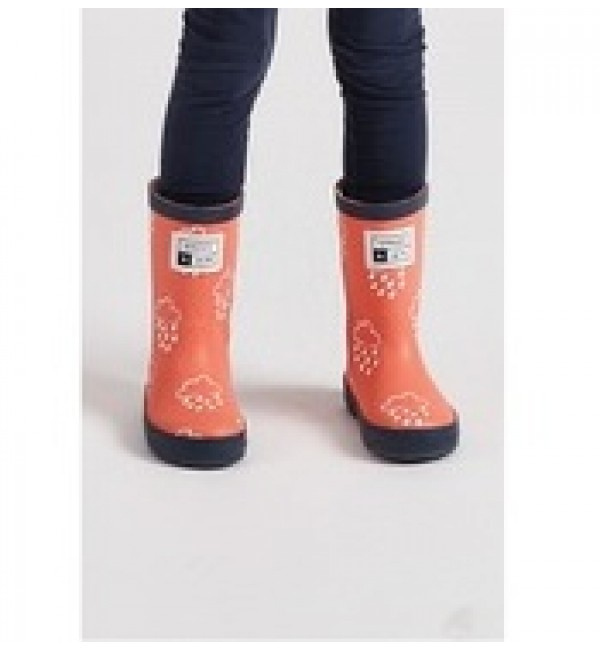 Grass and Air Little Coral Wellies GA300